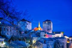 Μοστάρ Βοσνία στοκ εικόνες