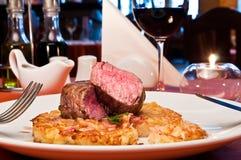 μοσχαρίσιο κρέας rossini κινημ&alpha Στοκ φωτογραφίες με δικαίωμα ελεύθερης χρήσης