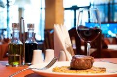 μοσχαρίσιο κρέας rossini κινημ&alpha Στοκ εικόνες με δικαίωμα ελεύθερης χρήσης