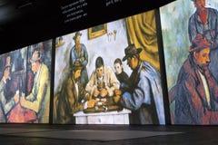 ΜΟΣΧΑ, ΡΩΣΙΑ: Έκθεση πολυμέσων σε ArtPlay Στοκ Φωτογραφία