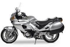 ΜΟΣΧΑ, ΡΩΣΙΑ - 17 Ιουνίου 2014: Honda Deauville στο στούντιο Στοκ εικόνες με δικαίωμα ελεύθερης χρήσης