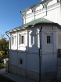 ΜΟΣΧΑ, ΡΩΣΙΑ - 5 ΟΚΤΩΒΡΊΟΥ 2016: Η εκκλησία του ST Maxim ο ομολογητής, Μόσχα Ρωσία Στοκ εικόνα με δικαίωμα ελεύθερης χρήσης