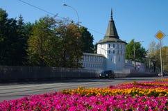 ΜΟΣΧΑ, ΡΩΣΙΑ - 21 Σεπτεμβρίου 2015: Μοναστήρι του ST Ντάνιελ στο MOS Στοκ εικόνες με δικαίωμα ελεύθερης χρήσης
