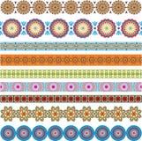 μοτίβα σχεδίου διάφορα Στοκ εικόνα με δικαίωμα ελεύθερης χρήσης