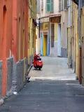 μοτοποδήλατο Στοκ φωτογραφία με δικαίωμα ελεύθερης χρήσης