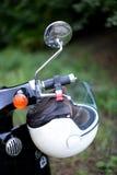 μοτοποδήλατο Στοκ Φωτογραφίες