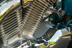 μοτοσικλέτα μηχανών στοκ φωτογραφία με δικαίωμα ελεύθερης χρήσης
