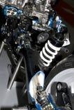 μοτοσικλέτα μηχανών Στοκ Εικόνες