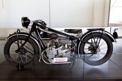 μοτοσικλέτα της Bmw παλαιά Στοκ Εικόνες