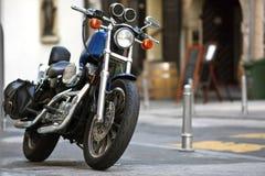 μοτοσικλέτα Στοκ Φωτογραφία