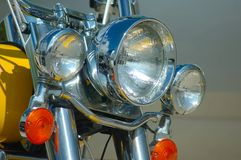 μοτοσικλέτα Στοκ Φωτογραφίες