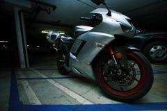 μοτοσικλέτα Στοκ εικόνες με δικαίωμα ελεύθερης χρήσης