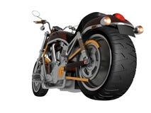 μοτοσικλέτα διανυσματική απεικόνιση