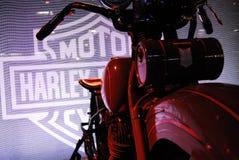 Μοτοσικλέτα ζωντανή Στοκ εικόνες με δικαίωμα ελεύθερης χρήσης