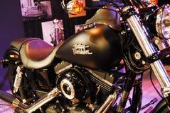 Μοτοσικλέτα ζωντανή Στοκ εικόνα με δικαίωμα ελεύθερης χρήσης