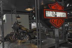 Μοτοσικλέτα της Harley-Davidson Στοκ Φωτογραφία