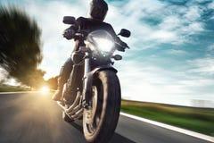 Μοτοσικλέτα Στοκ φωτογραφίες με δικαίωμα ελεύθερης χρήσης