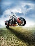 Μοτοσικλέτα Στοκ εικόνα με δικαίωμα ελεύθερης χρήσης