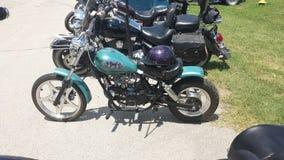 μοτοσικλέτα Honda στοκ φωτογραφία με δικαίωμα ελεύθερης χρήσης