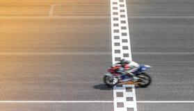 Μοτοσικλέτα Superbike Στοκ Φωτογραφίες