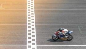 Μοτοσικλέτα Superbike Στοκ εικόνες με δικαίωμα ελεύθερης χρήσης