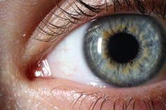 Μουντά μάτια Στοκ φωτογραφία με δικαίωμα ελεύθερης χρήσης