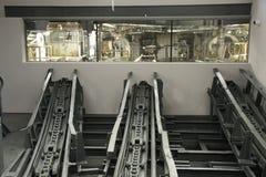 Μουσείο ανθρακωρυχείου Walbrzych Στοκ Φωτογραφίες