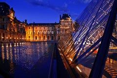 Μουσείο ανοιγμάτων εξαερισμού στο Παρίσι Στοκ Εικόνες