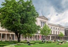 Μουσείο Βερολίνο Neues Στοκ εικόνες με δικαίωμα ελεύθερης χρήσης