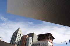 μουσείο βιβλιοθηκών τέχν Στοκ Φωτογραφία