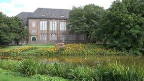 Μουσείο για την ιστορία του Αμβούργο απόθεμα βίντεο