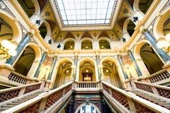 μουσείο εθνική Πράγα Στοκ φωτογραφία με δικαίωμα ελεύθερης χρήσης