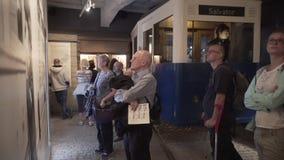 Μουσείο εργοστασίων Schindler στην Κρακοβία Στοκ εικόνα με δικαίωμα ελεύθερης χρήσης
