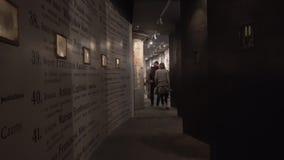 Μουσείο εργοστασίων Schindler στην Κρακοβία Στοκ Εικόνα