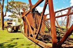 Μουσείο ζάχαρης στο κράτος Maui Χαβάη Στοκ φωτογραφίες με δικαίωμα ελεύθερης χρήσης