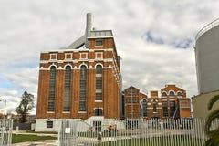Μουσείο ηλεκτρικής ενέργειας Στοκ Φωτογραφία