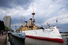 Μουσείο θαλάσσιων λιμένων ανεξαρτησίας στη Φιλαδέλφεια, Πενσυλβανία στοκ εικόνες