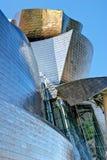 μουσείο Ισπανία του Μπι&lambd Στοκ Εικόνες