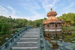 Μουσείο ιστορίας στην Ταϊλάνδη Στοκ Φωτογραφίες