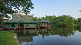 Μουσείο ιστορίας στην Ταϊλάνδη Στοκ φωτογραφία με δικαίωμα ελεύθερης χρήσης