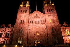 μουσείο ιστορίας φυσι&kapp Στοκ Φωτογραφία