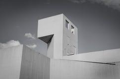 Μουσείο ιδρύματος του Joan Miro στοκ εικόνα με δικαίωμα ελεύθερης χρήσης