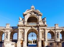 Μουσείο κάστρων Chantilly στοκ εικόνες με δικαίωμα ελεύθερης χρήσης