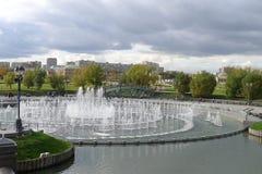 Μουσείο και πάρκο Tsaritsino Στοκ Φωτογραφίες