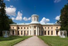 Μουσείο-κτήμα Arkhangelskoye. Μεγάλο παλάτι. Στοκ Εικόνες