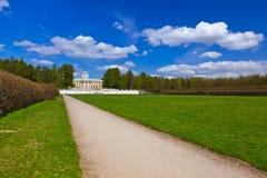 Μουσείο-κτήμα Arkhangelskoye - Μόσχα Ρωσία Στοκ Εικόνες