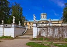 Μουσείο-κτήμα Arkhangelskoye - Μόσχα Ρωσία Στοκ Εικόνα