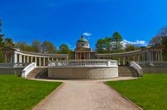 Μουσείο-κτήμα Arkhangelskoye - Μόσχα Ρωσία Στοκ εικόνα με δικαίωμα ελεύθερης χρήσης