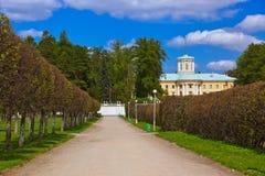 Μουσείο-κτήμα Arkhangelskoye - Μόσχα Ρωσία Στοκ Φωτογραφία