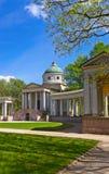 Μουσείο-κτήμα Arkhangelskoye - Μόσχα Ρωσία Στοκ εικόνες με δικαίωμα ελεύθερης χρήσης